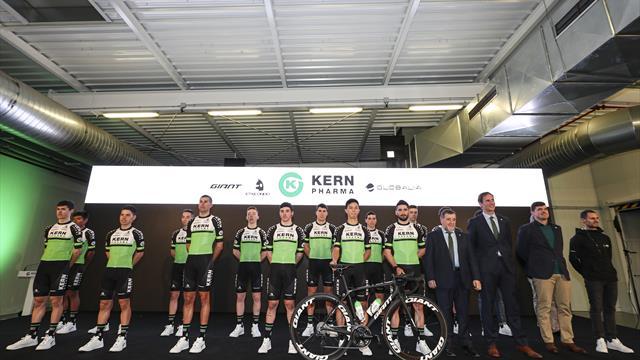 Kern Pharma, el nuevo equipo profesional español que aspira a todo desde la base