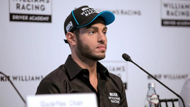 El israelí Roy Nissany, piloto de pruebas de Williams para la F1
