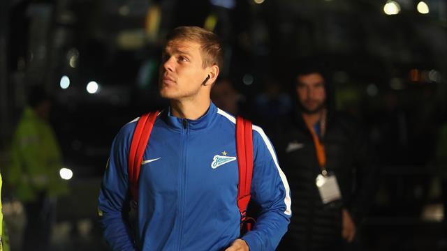 Кокорин забил первый мяч «Зенита» в 2020-м