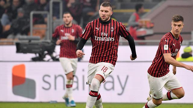 Le pagelle Milan-SPAL 3-0: Rebic-Piatek, segnali di vita. Buona la prima per Kjaer
