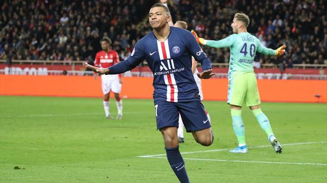 Kylian Mbappe a explicat de ce a celebrat al doilea gol împotriva fostei echipei, Monaco
