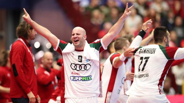 Hungría completa la nómina de equipos participantes en la segunda fase