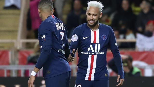 """Tuchel : """"La complicité entre Mbappé et Neymar ? Ils travaillent toujours ensemble"""""""