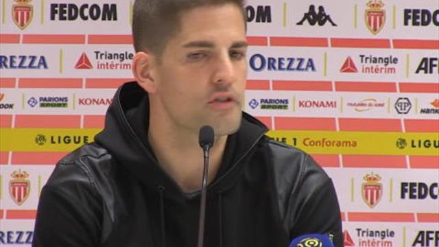 15e j. - Moreno ''fier'' malgré la défaite