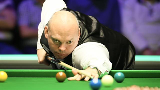Bingham sets up quarter-final showdown with comeback kid Wilson