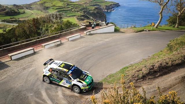 National drivers to prove their talent in ERC