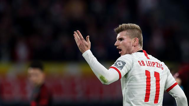 Chelsea and Liverpool battle for £60m Werner - Paper Round