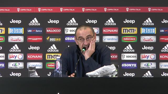 """Sarri: """"Ronaldo? Voglio aiutarlo a vincere il sesto Pallone d'oro"""""""