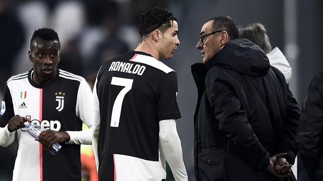 'Really annoying' that Messi has more Ballon d'Or wins than Ronaldo, says Sarri
