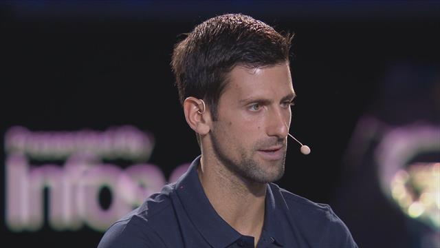 Djokovic: 'Rally for Relief' was most special charity event