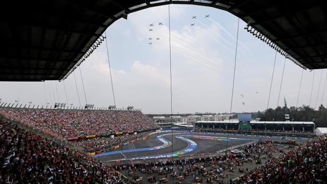 Las W Series, con la F1 en Estados Unidos y México