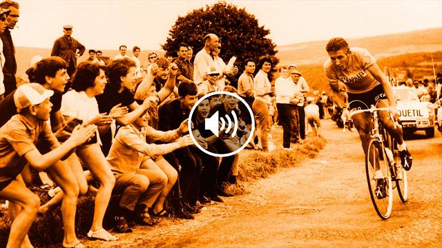 Re-Cycle podcast: Jacques Anquetil and the first ever Tour-Vuelta double