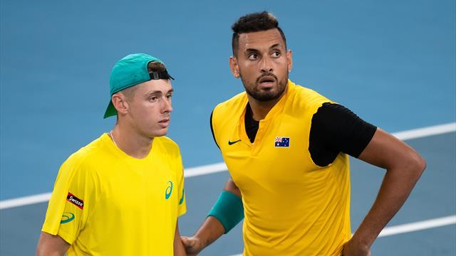 Schock für den Gastgeber: Lokalmatador muss Australian Open verletzt absagen