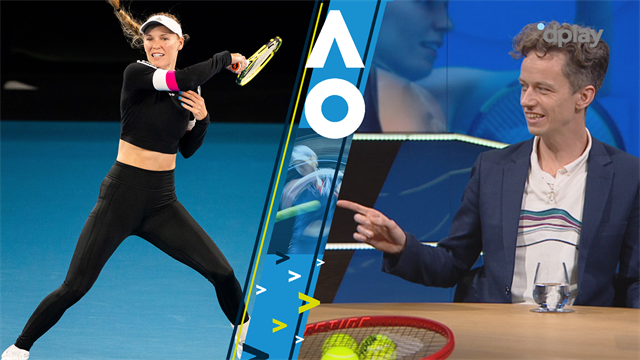 'Hun rammer den jo helt vildt!': Tennis-eksperter beretter om Wozniacki i storform