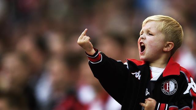Un holandés lleva a su mujer a dar a luz a Bélgica para llamar Feyenoord a su hijo