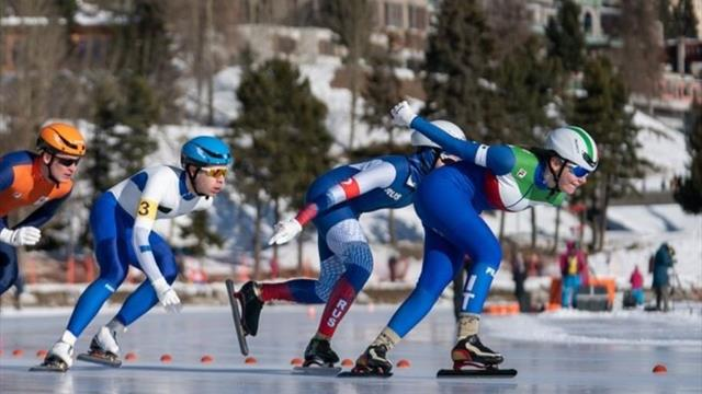 Katia Filippi conquista il bronzo nella mass start alle Olimpiadi Giovanili Invernali