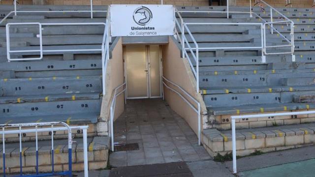 El presidente del Unionistas prefiere jugar en el Bernabéu que en el Helmántico