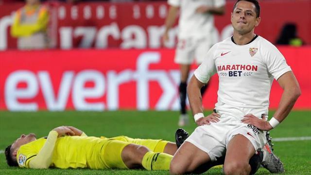 Chicharito, ausente del entrenamiento, mientras negocia su pase a la MLS