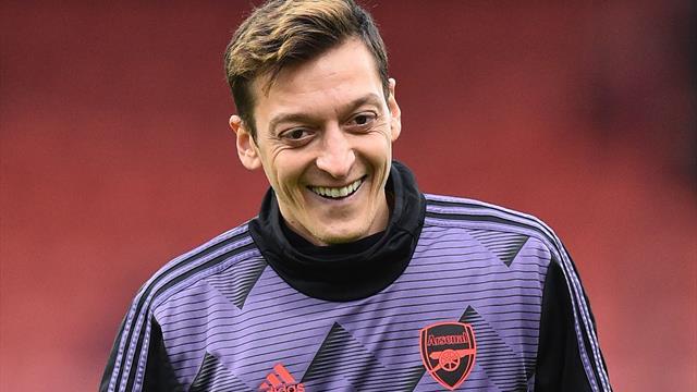 Özils zweiter Frühling bei Arsenal - Will er nun sogar bleiben?