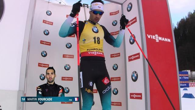 L'équipe de France s'impose sur le relais de Ruhpolding — Biathlon