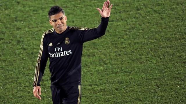 """Casemiro: """"Fue un placer y un honor jugar en el Real Madrid Castilla"""""""