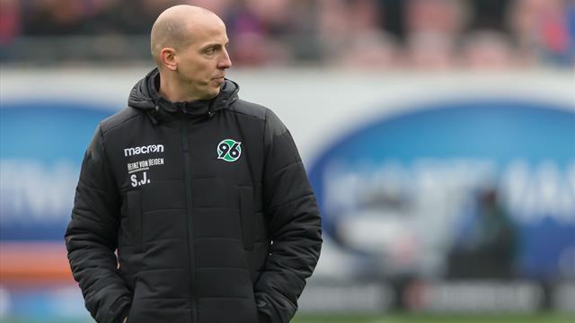 """Aus für Hannovers Sportchef Schlaudraff - """"Ankläger"""" Zuber übernimmt vorerst"""