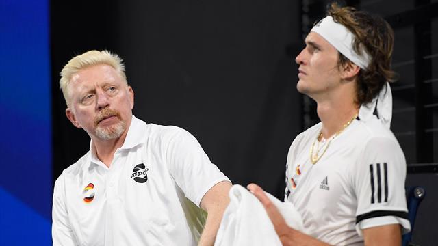 """Becker über Zverev: """"Eigentlich bin ich guter Dinge!"""""""