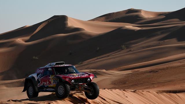 Otra buena noticia para Sainz: la última etapa del Dakar 2020 se recorta a la mitad