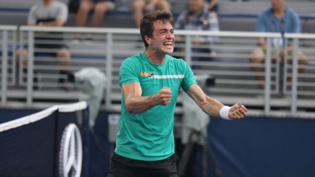 Open Australia 2020: Pedro Martínez a un paso del cuadro final, Bolsova se queda fuera