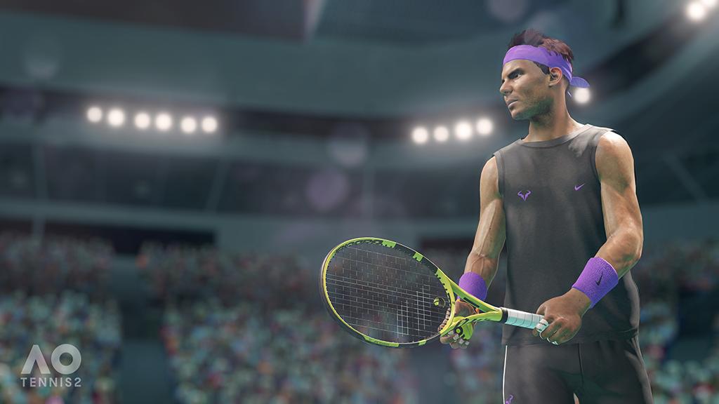 Rafa Nadal AO Tennis 2