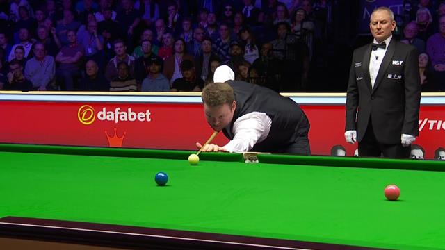 Shaun Murphy steals in to open up three-frame advantage