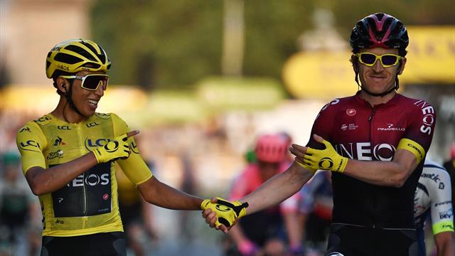 Bernal, Thomas to co-lead for Ineos at Tour
