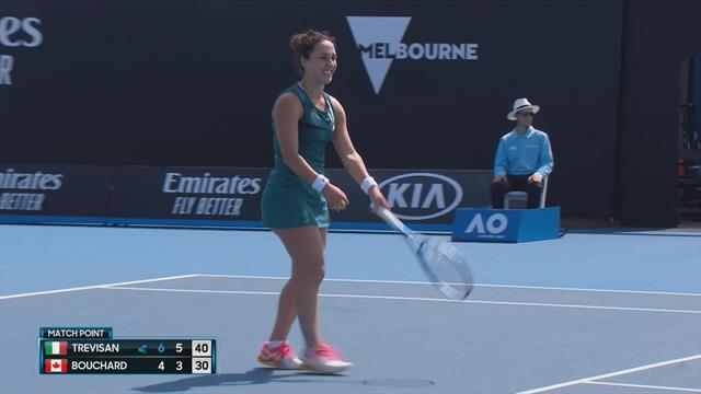 Open De Australia 2020 Bouchard Se Queda A Las Puertas Del Cuadro Final En Melbourne