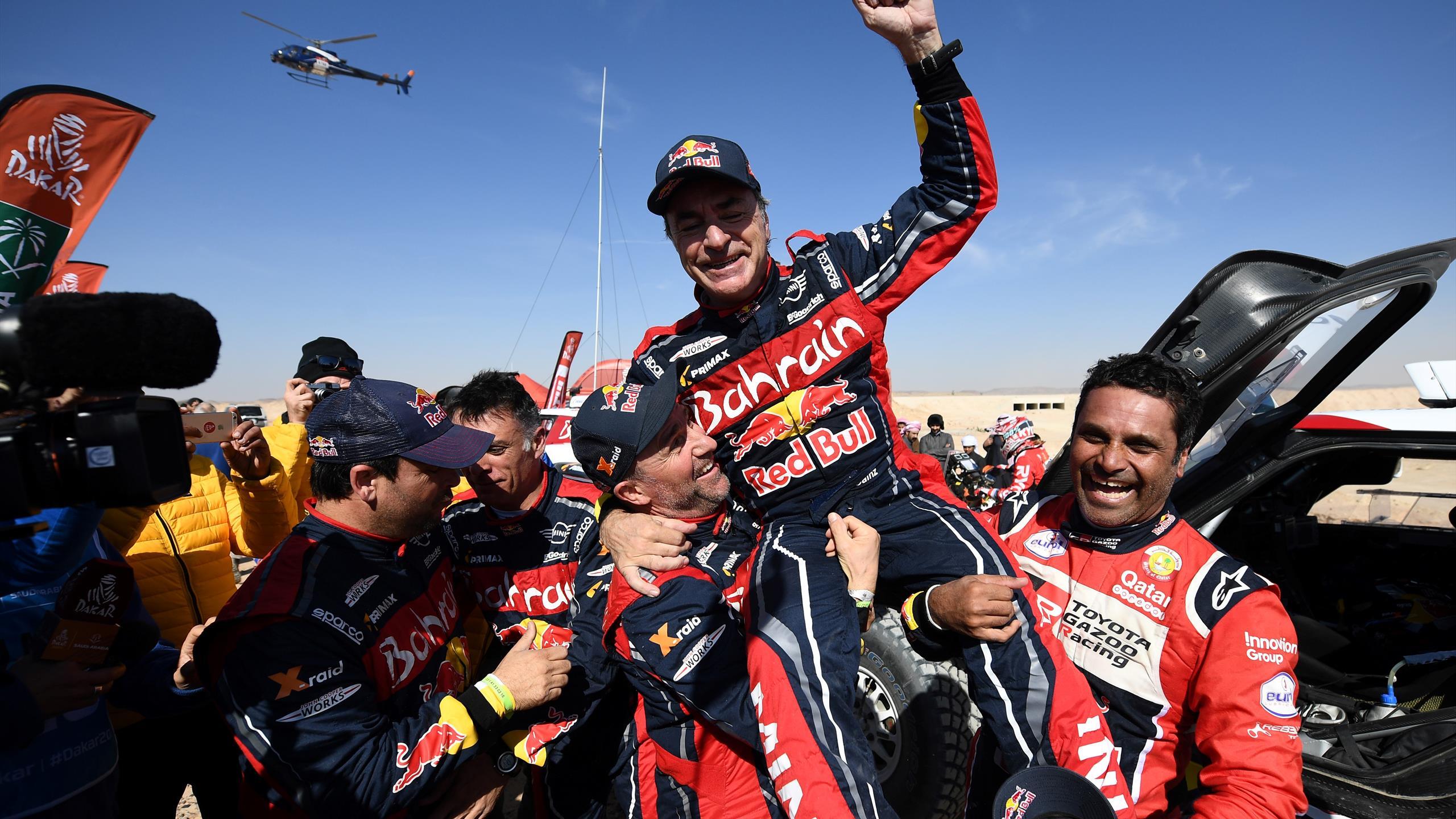Eurosport Rally Dakar