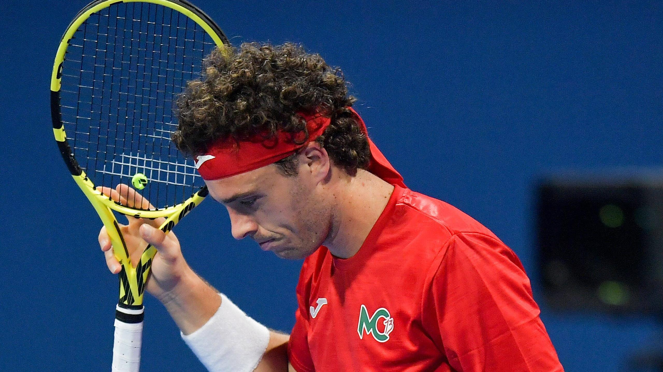 Fognini: ecco Sandgren, sognando Federer nei quarti