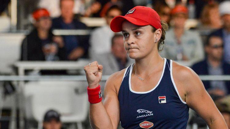 Australian Open 2020 News Ashleigh Barty Well Prepared To