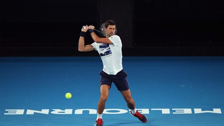 Australian Open 2020 Live Updates Novak Djokovic V Jan
