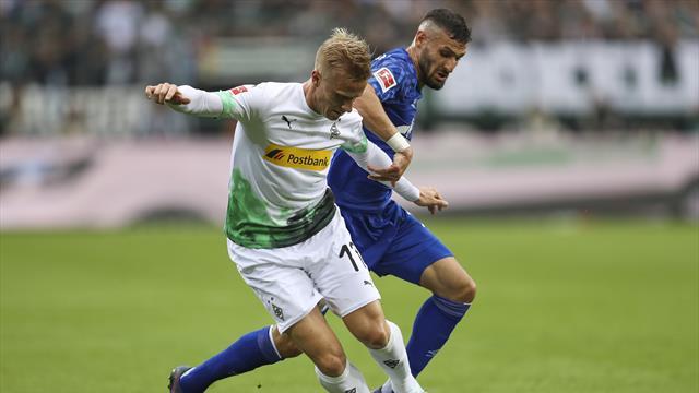 FC Schalke 04 - Borussia Mönchengladbach live im TV, Livestream und Liveticker