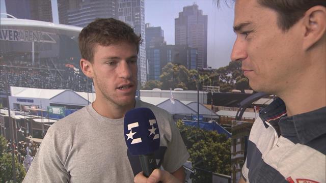 Diego Schwartzman, en Eurosport: Divertida entrevista ensalzando su amistad con Rafa Nadal