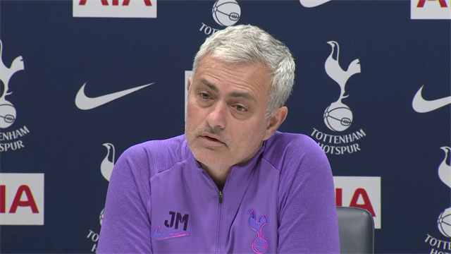"""Mourinho : """"Lloris est comme une recrue hivernale"""""""
