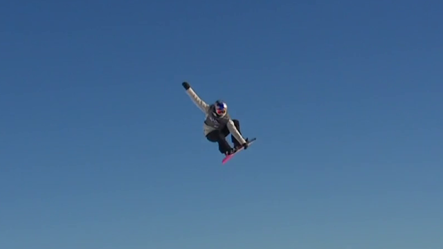 Ormerod returns to Slopestyle in style with bronze