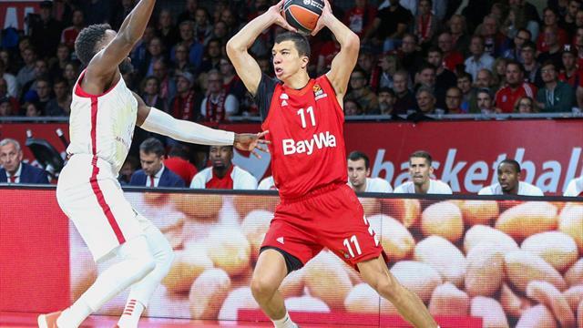 EuroLeague: München verliert erneut - Sieg für Berlin