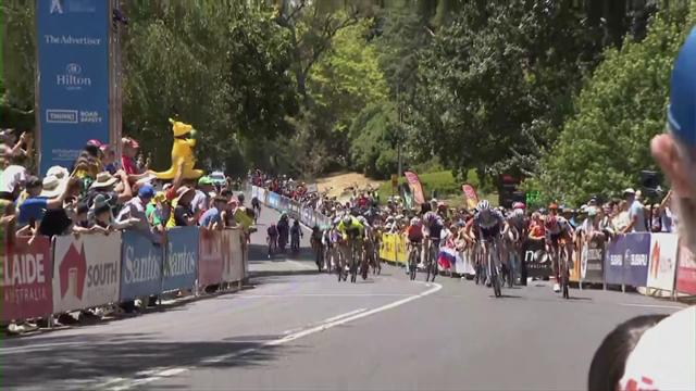 Lippert trumpft weiter auf: Highlights der 3. Etappe der Women's Tour Down Under