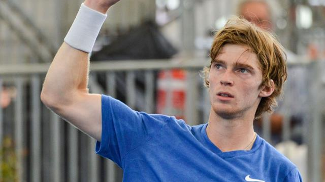 Highlights - Rublev takes Adelaide crown with convincing victory over Harris