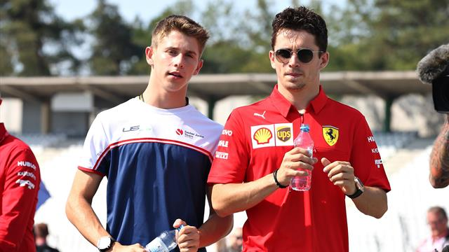 Due Leclerc in casa Ferrari