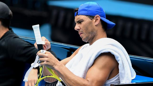 """Nadal : """"Même pour moi, c'est une surprise d'être là où je suis à mon âge"""""""
