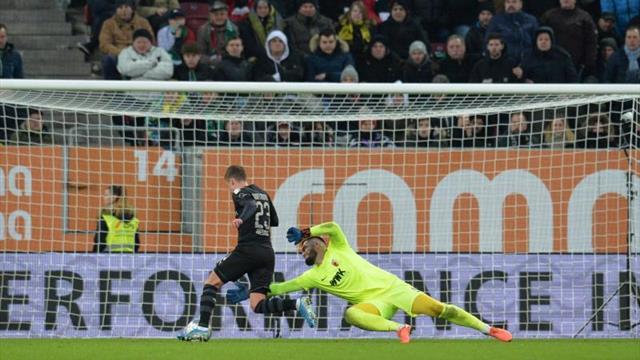 Impactante debut del joven Haaland con el Borussia Dortmund
