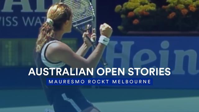 Outing und Durchmarsch! Mauresmos große Australian Open