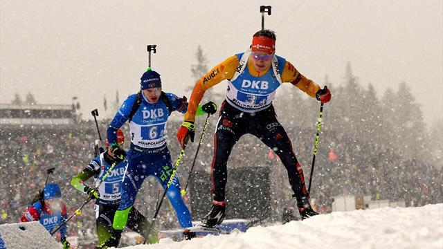 Biathlon-Weltcup in Ruhpolding jetzt live im TV und im Livestream