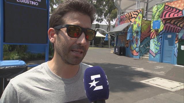 """Open de Australia 2020: Marc López: """"Me ilusiona jugar el dobles con Ramos y  ayudar a Feliciano"""""""